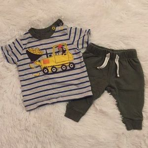 Other - 0-3 month outfit